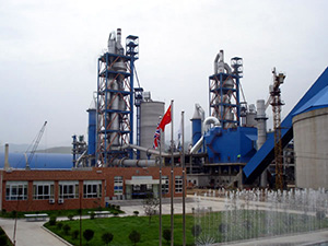 Dry Process Cement Production Line