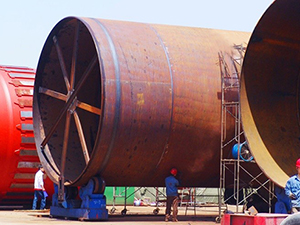Rotary Kiln for Spodumene Production (600Ton Per Day)