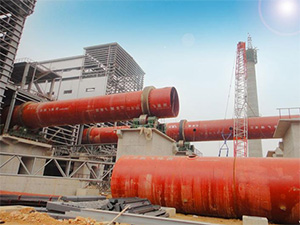 Rotary Kiln for Nickel Laterite Ores