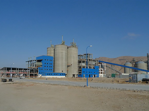 Cement Grinding Plant (Annual Output: 1 Million Tons)